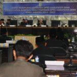 Pimpinan DPRD Kabupaten Bima Definitif Dilantik