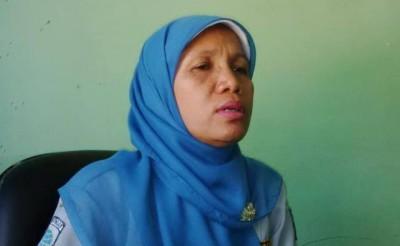 Sekretaris Dishubkominfo Dra. Kalisom Msi. Foto: Bin