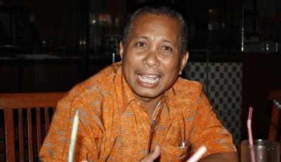 Ketua Komisi I DPRD Kabuoaten Bima Sulaiman MT, SH. Foto: Bin