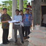 Wawali Bima Tinjau Tujuh Lokasi Proyek