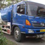Mobil Tangki PT. Bima Oil Diamankan Polisi