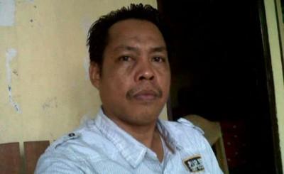 Staf Ahli Wakil Ketua DPRD Kabupaten Bima Nukrah, Arifudin MT. Foto: Bin