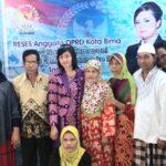 Reses di Tanjung, Selvy Jaring Kebutuhan Warga