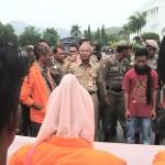 Demo Korupsi, Mahasiswa Gempur Pemkot Bima