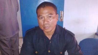 Kepala Pasar Kota Bima, Syarifuddin. Foto: Bin