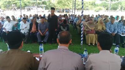 Reses Anggota Dewan Kota Bima Dapil II. Foto: Bin