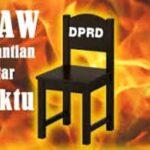 PAW, Jaidin Menggantikan Alm. H. Ruslan