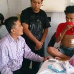 Dewan Kota Bima Kunjungi Korban Bentrok Tanjung-Dara