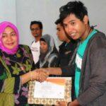 Mitra Kerja KPU Kabupaten Bima Dapat Penghargaan