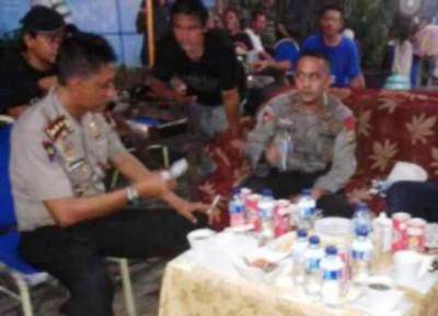 Rapat Koordinasi di kediaman Walikota Bima. Foto: Erde
