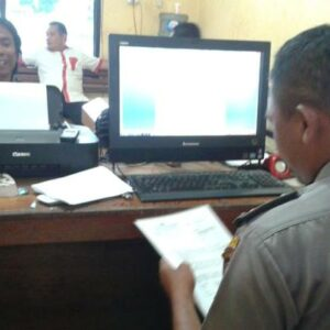 Walikota Bima dan Pimpinan Metro NTB Saling Lapor Polisi