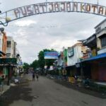 Aktifitas Pasar dan Terminal Bima Lumpuh