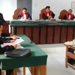 Ketua PN Bima Absen Lagi, Hakim Kecewa