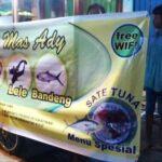 Sensasi Sate Ikan Tuna Mas Adi, Patut Dicoba
