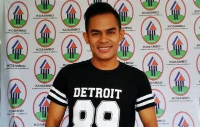 Ady Kasipahu. Foto: Bin