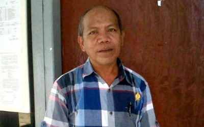 Anggota DPRD Kabupaten Bima Ilham Hamzah. Foto: Bin