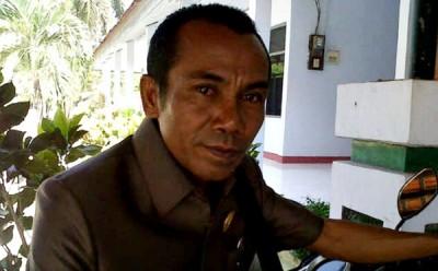 Anggota DPRD Kabupaten Bima Samsul M. Nur. Foto: Teta