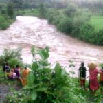 Akibat Banjir, Empat Rumah di Dodu Hanyut