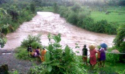 Banjir di Kota Bima. Foto: Erde
