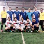 Final Korpri Cup, PKM Gilas SMP Gabungan 6-3