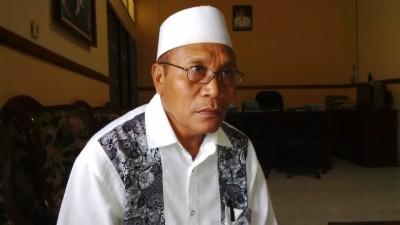 Direktur PDAM Bima, H Usman, MH. Foto: Bin