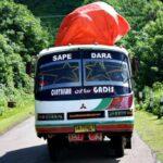 Tarif Angkutan Desa Turun