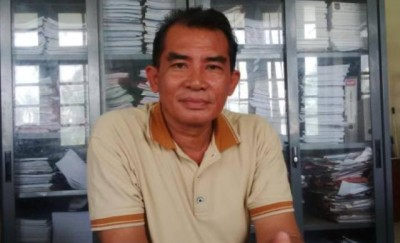 Kabag Administrasi Pembangunan (AP) Setda Kota Bima, M. Amin S. Sos