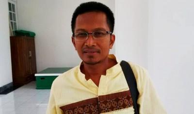 Kabag Administrasi Pemerintahan Setda Kota Bima, Syarif Rustaman, MAP. Foto: Bin