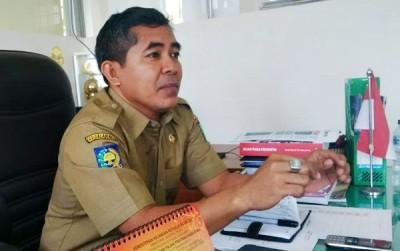 Kabag Humas dan Protokol Setda Kota Bima Ihya Ghazali S.Sos. Foto: Bin