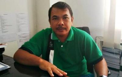 Kabid Anggaran DPPKAD Kota Bima, Drs. Muhlis. Foto: Bin
