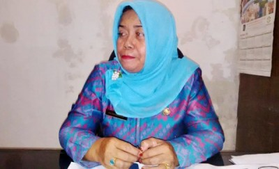 Kabid Perdagangan Dinas Koperindag Ratnaningsih, SE. Foto: Bin