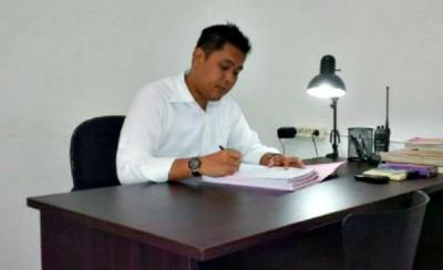 Kasat Reskrim Polres Bima Kabupaten AKP. Haris Dinzah, SH SIK. Foto: Teta
