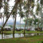 Pantai Kelapa di Kolo, Manjakan Pengunjung