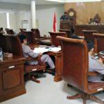 Komisi I DPRD Kota Bima Paparkan Hasil Kunker di Paripurna