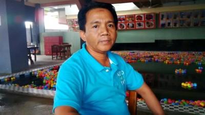 Pemilik Rumah Makan Arema Harun Zakariah. Foto: Bin