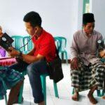 BSMI dan KSM Gelar Pengobatan Gratis di Busu