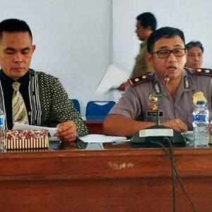 Masalah Sweeping, Polisi Minta Maaf