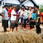 Wawali Bima Tinjau Banjir dan Kondisi Warga