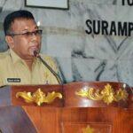 Eksekutif Ajukan Enam Raperda ke DPRD Kabupaten Bima