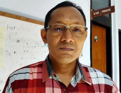 Kasat Sat Narkoba Polres Bima Kabupaten IPTU. Prayit Hariyanto, SH. Foto: Teta