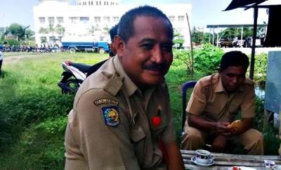 Kepala Dinas Perkebunan Kabupaten Bima Ir. Syaifuddin. Foto: Bin