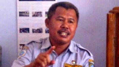 Kepala Dishubkominfo Kabupaten Zunaidin S.Sos., MM. Foto: Bin