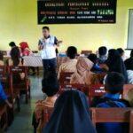 Sosialisasi Narkoba, SMK Taman Madya Gandeng BSMI