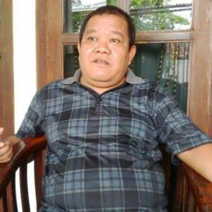 Ketua DPC PDIP Kota Bima Tutup Usia