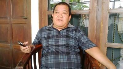 Ketua DPC PDIP Kota Bima H. Ruslan. Foto: Bin