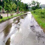 Jalan Digenangi Air, Dewan Minta Pemkot Tidak Tutup Mata