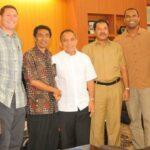 Gubernur NTT Silaturrahim dengan Jajaran Pemkot Bima