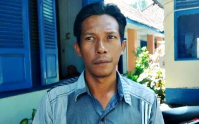 Tokoh Pemuda Kelurahan Dara, Efen. Foto: Bin