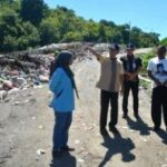 Wawali Kota Bima Tinjau TPA Sampah