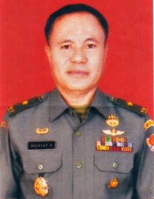 Brigjen H. Hidayat Saleh S.Ip
